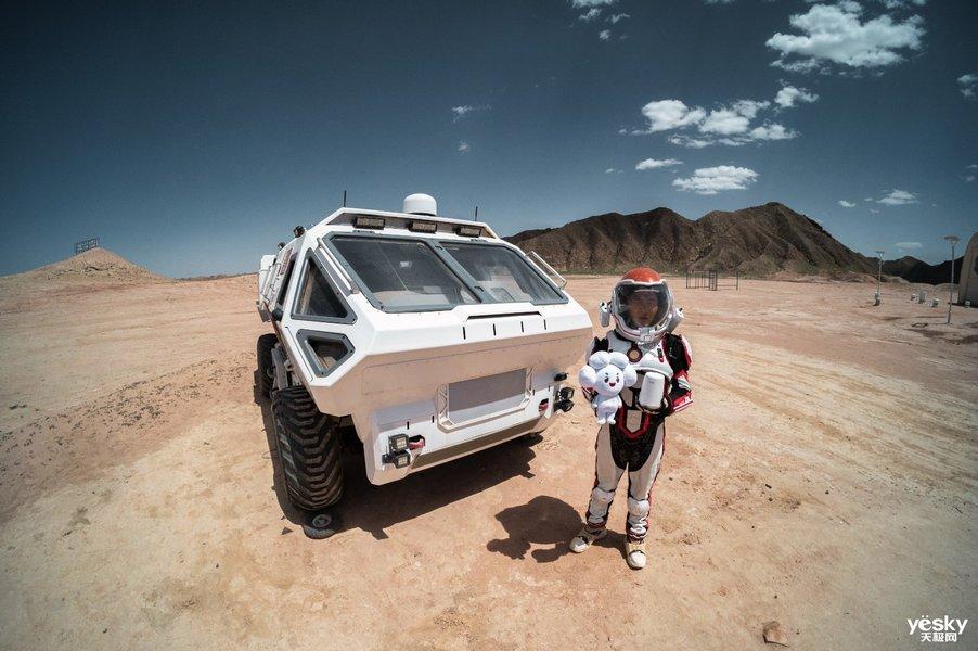 火星1号基地智慧核心 海尔AI音箱Play图赏