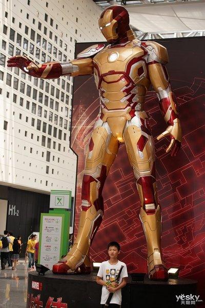 CCG2014动漫游戏博览会手办大赏