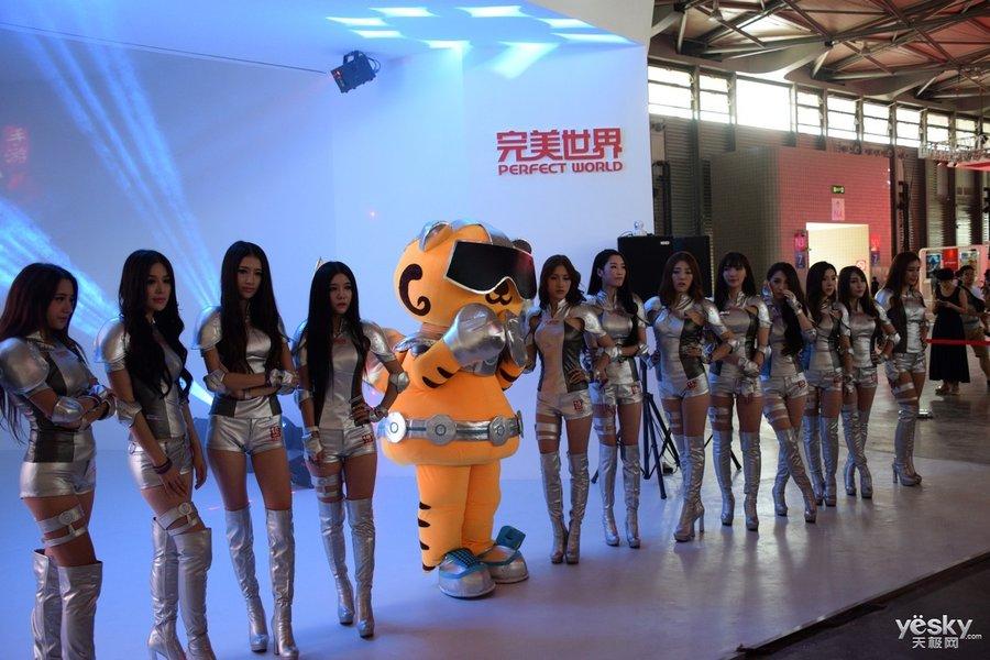 CJ2014完美世界SG大盘点