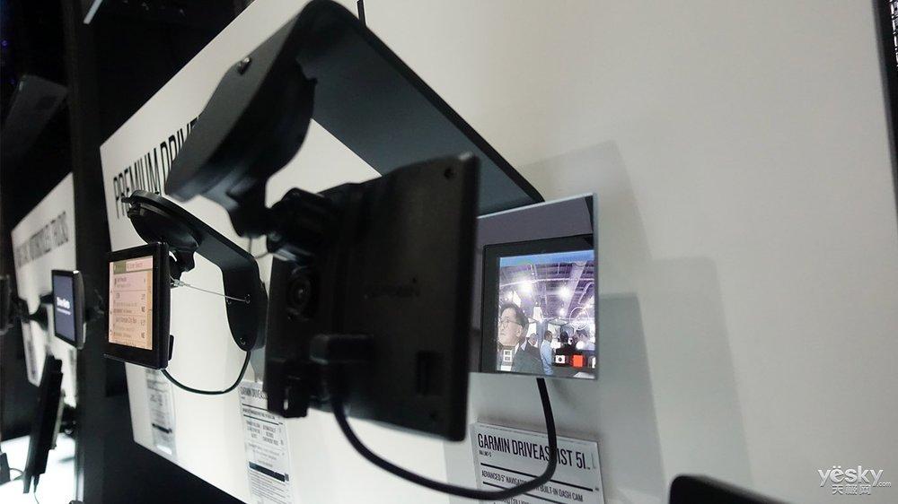CES2017 新鲜出炉Garmin展台现场图赏
