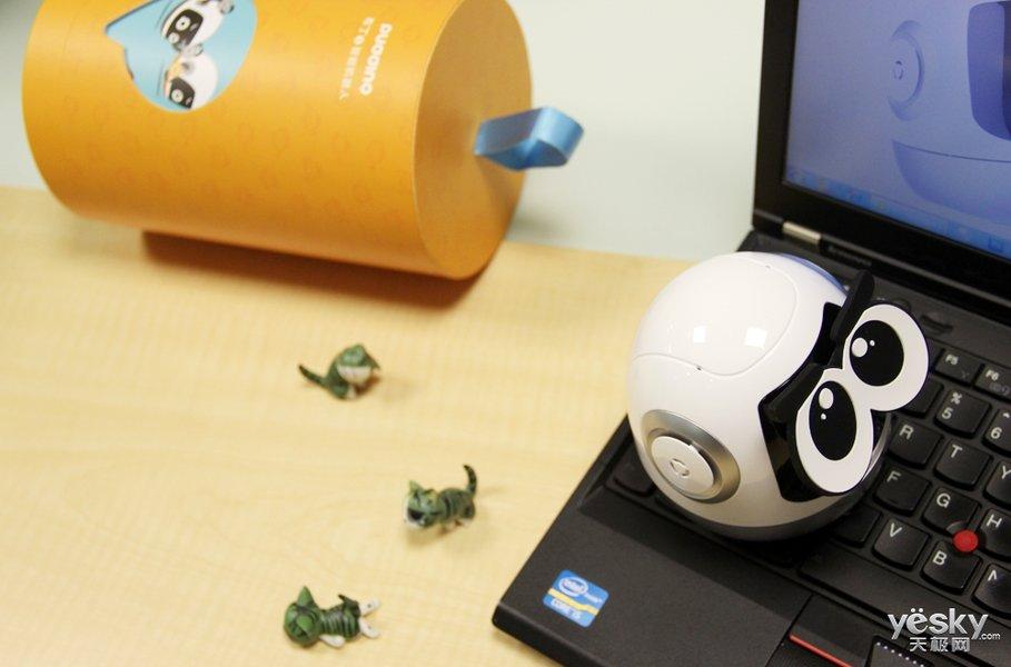 人工智能神交互 布丁机器人萌出天际精美图集