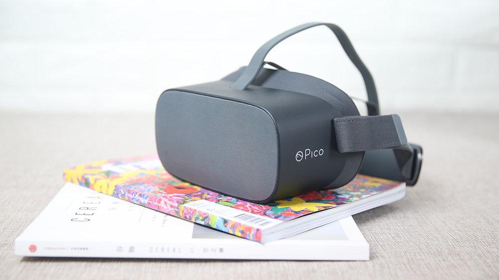 极简设计轻巧舒适 Pico G2 4K图赏