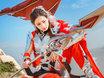 剑侠情缘网络版叁 雪河军娘 cosplay摄影图片-cosplay女生