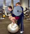 健身房里你意想不到的超爆笑事_搞笑图片