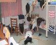 女生宿舍的混乱不堪 超出你想象_搞笑图片