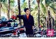 田亮:泰国普吉岛 气质硬朗男人味十足_服饰搭配