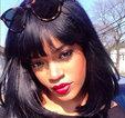 罕见!25岁女子竟99%撞脸蕾哈娜_娱乐组图