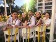 安以轩与男友夏威夷大婚  董璇陈乔恩等出席_娱乐组图