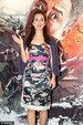 吴京率女主角卢靖珊现身香港 《战狼2》出席首映礼_活动现场