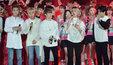 乐队FT Island最新写真 纯净似美少年_韩国男明星
