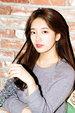 裴秀智优雅写真 举手投足皆显恬静气质_韩国女明星