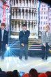 偶像天团BTOB献唱新歌 青春四溢引爆现场_韩国男明星