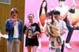钟楚曦出席《脱单告急》广州路演 带着自己的作品回到家乡_活动现场