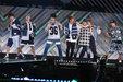 BTOB演唱会劲歌嗨不停 网友惊呆:太帅了_韩国男明星