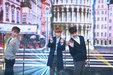BTOB演唱会台风彪悍帅气 奏响不夜城_韩国男明星