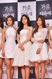 APINK白色短裙靓丽现身 端庄清爽十分迷人_韩国女明星