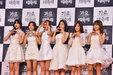 韩女团APINK高清美照 甜美可人宛如糖果少女_韩国女明星