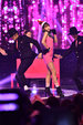 EXID演唱会点燃现场 细直美腿占了画面三分之二_韩国女明星