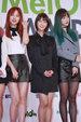 女团EXID亮相音乐节 青春力量势不可挡_韩国女明星
