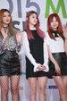 韩国女团EXID出席音乐节 纤细美腿魅力满分_韩国女明星