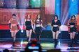 大势女团EXID演唱会美照 性感超吸睛_韩国女明星