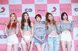EXID与粉丝互动超有爱 甜美又软萌_韩国女明星