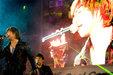 BIGBANG演唱会高清照片 酷中带帅满满的摇滚范_韩国男明星