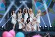 少女时代演唱会高清美图 劲歌嗨爆夏夜_韩国女明星