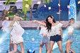 少女时代演唱会嗨翻天 尽显偶像魅力_韩国女明星