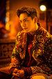 陈伟霆写真对话中国元素 将王者风范展现_中国男明星