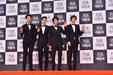 CNBLUE亮相音乐节 随性帅气心弦_韩国男明星