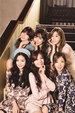 APINK时尚写真 优雅玩转复古格调_韩国女明星