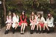 APINK复古造型写真 质感十足衣品再提升_韩国女明星