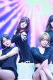 AOA演唱会惊艳开唱 劲歌身材火辣_韩国女明星