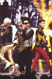 BIGBANG巡回演唱会 灯光特效燃到爆_韩国男明星