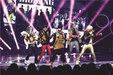 BIGBANG演唱会终极狂欢 视听双燃_韩国男明星