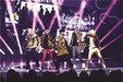 BIGBANG摇滚演唱会开唱 歌迷嗨不过瘾求再来一遍_韩国男明星