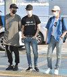 EXO帅气街拍 理想型男友上线_韩国男明星