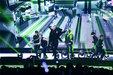 EXO演唱会开唱 劲歌点燃全场_韩国男明星