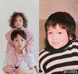 杨烁带娃加盟《爸爸6》 兄妹搞怪俏皮可爱萌萌哒_娱乐组图