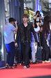 EXO帅气亮相发布会 高颜值令迷妹们尖叫_韩国男明星