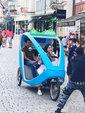 网友布拉格偶遇宋茜谢霆锋 同坐小车里十分惬意_娱乐组图