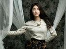 刘仁娜气质写真 优雅造型让人过目不忘-韩国女明星
