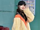 APINK时尚街拍 超有回头率-韩国女明星