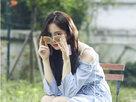金所炫户外高清写真 俏皮摩登少女范-韩国女明星