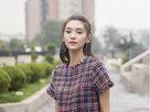 王嘉宁夏日写真曝光 尽显清爽干练-中国女明星
