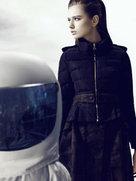 埃文15冬装形象 怎么搭配都很对味-广告大片