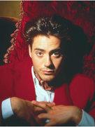 帅 小罗伯特唐尼1988年写真-欧美男明星