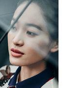 白雪时尚大片曝光-中国女明星