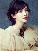 金晨拍摄时尚大片 纤细大长腿吸睛-中国女明星